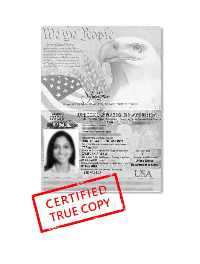 True Copy Attestation In Dubai Abu Dhabi Uae I Certified True Copy